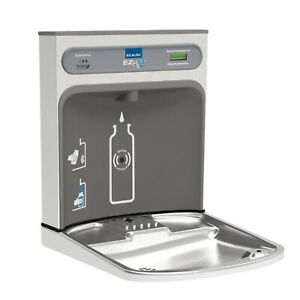 Elkay LZWSR EZH2O RetroFit Bottle Filling Filtered, 8 GPH, Light Gray