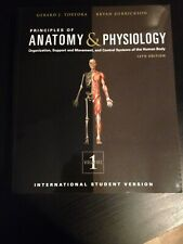 Principles of Anatomy & Physiology Volume 1 & 2 (13th Ed)by Tortora & Derrickson
