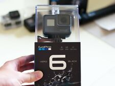 GoPro Hero 6 Black 4K Ultra HD Actionsport-Kamera WLAN OVP & NEU