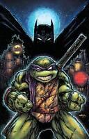 BATMAN TEENAGE MUTANT NINJA TURTLES II #1 (OF 6) EASTMAN VAR DC COMICS IDW TMNT