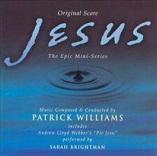 Jesus: The Epic Mini-Series [Original Score] by Patrick Williams (CD, Mar-2000,