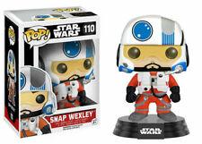 "Figura Funko Pop Star Wars #110 Snap Wexley 9,5cm 3.75"" de vinilo Vinyl"