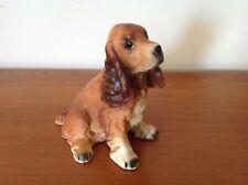 Vintage Napco Porcelain Cocker Spaniel Dog Figurine M3118/M