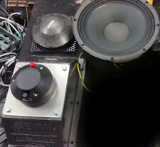 EAW RCF speakers, woofer, horn, compression driver, all matched