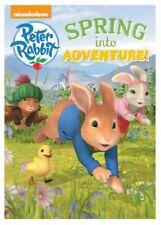 Peter Rabbit: Spring into Adventure DVD (English & Spanish) Nickelodeon
