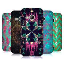 Fundas y carcasas Para HTC One de piel para teléfonos móviles y PDAs Head Case Designs