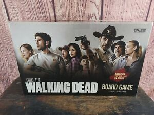 The Walking Dead Board Game (2011, Cryptozoic Entertainment) Complete ☆