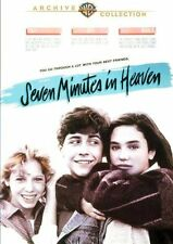 SEVEN MINUTES IN HEAVEN (1986 Jennifer Connelly) -  Region Free DVD - Sealed