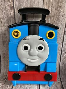 Thomas the Train Storage Carrying Case Take Along With Handle 2009 Gullane