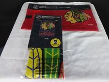 Chicago Blackhawks Outdoor Flag and Mailbox Cover SuperFan Bundle