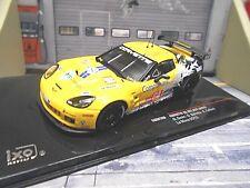 CHEVROLET Corvette C6 ZR1 Le Mans 2010 #64 Gavin Beretta Collard Com SP IXO 1:43