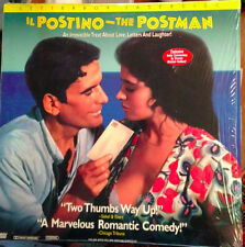 Laserdisc Il Postino The Postman Letterbox Mint Condition PG