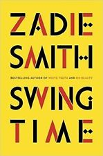 Swing Time by Zadie Smith Hardcover Book (English)