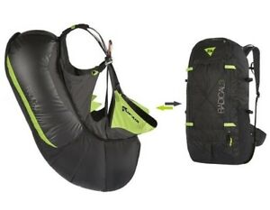 Supair Radical 3 Airbag / Back Pro ONLY for Paragliding Best Offer!