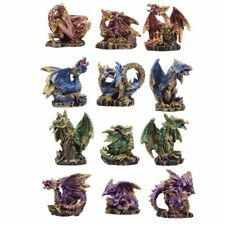 Dark Legends Crystal Dragon figures new small gifts - Dragons - Dragonlings Cute
