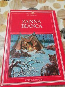 Zanna Bianca - Jack London 1983