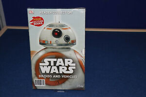 OFFICIAL DK STAR WARS DROIDS & VEHICLES 4 BOOK READER COLLECTION BOX SET NEW,