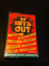87 hits out cassette starcall stvc1004 Bonjovi Cameo Aretha Franklin New Order