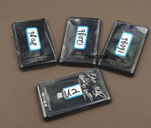 80GB 120GB 160GB U2 Black Metal Back Housing Case Cover for iPod 6th 7th Classic
