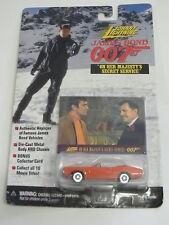 Johnny Lightning James Bond 007 On Her Majesty's Secret Service Cougar 1:64