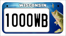 ATV / UTV license plate bass