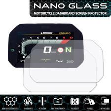 BMW R1200 GS CONNECTIVITY (2018+) NANO GLASS Dashboard Screen Protector