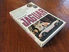 Rare Livre Marabout MS103 - Histoire des grandes marque Jaguar - J.W Wherry 1969