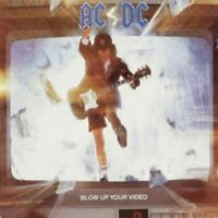 AC/DC blow up your video (CD album) hard rock, classic rock, very good condition