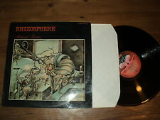 Richard PINHAS / RHIZOSPHERE (Ex HELDON) (1977) LP electro progressive RARE !!!