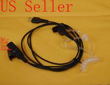 Acoustic Headset/Earpiece For Icom Radio IC-A1 IC-A2 IC-A20 IC-A21 IC-A22 New