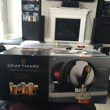 Draftmark Home Draught Beer System Open Box But New!!!