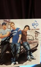 LFO autographed Life Is Good CD booklet (CD not included!)