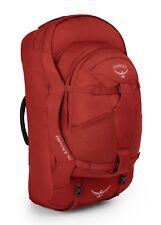 Osprey Farpoint 70 M / L Rucksack Reisetasche Wanderrucksack Tasche Jasper Red