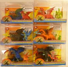 Toy Lot Dragon Figures Play Set Wholesale 12 Pc Deal Toys 94861