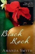 """VERY GOOD"" Smyth, Amanda, Black Rock, Book"