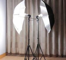 "Hot 2 x 33""  Reflective Photo Video Studio Umbrella For Flash Lighting DE"