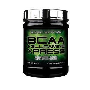 SCITEC NUTRITION BCAA + GLUTAMINE XPRESS Amino Acid Formula Taurine 300 600g