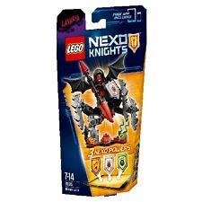 LEGO Nexo Knights Spiel-Action Ultimative Lavaria KInderspiele Spielzeug NEU