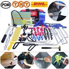 108× PDR Dent Reparación Rod Herramientas De Eliminación de Abolladuras Saca Kit