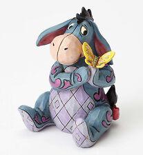 ✪ JIM SHORE DISNEY TRADITIONS Mini Figurine Winnie the Pooh Donkey Eeyore