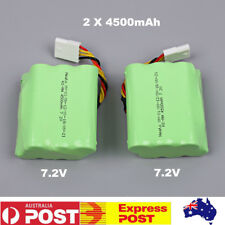 2 x Battery For Neato Robot XV-11 XV-12 XV-14  XV-21  4.5Ah Ni-Mh Vacuum Cleaner