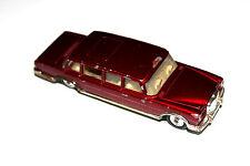 Mercedes-Benz Vintage Manufacture Diecast Cars