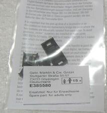 Marklin 385580 pakket 5 sleperwippen voor K rails.