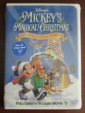 Disney's Mickey's Magical Christmas Snowed In at the House of Mouse DVD - NEW