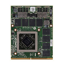 AMD R9 M290X 4GB Video Card MXM3.0 216-0847000 For Dell Alienware 17 18 Laptop