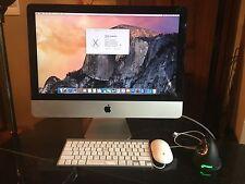 "OS X YOSEMITE Version 10.10.2 IMac Computer 21.5"" 2013 2.7 GHz C02NDKK6F8J2 8 GB"