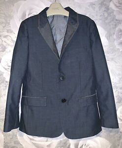 Boys Age 7-8 Years - Suit Jacket - Wedding/ Occasion