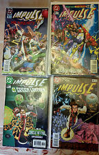 IMPULSE #3 4 5 6 7 9 11-69 Annual #1 Atom Double Shot *NM* Flash DC Comics