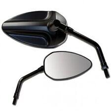 Mirror espejo Black Force m. TÜV yamaha xj600 xj900 diversion nuevo + embalaje orig.!!!