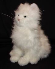 "Hasbro Furreal Friends LuLu White Long Hair Plush Cat Life Size 13"" Doesn't Work"